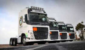 Volvo FH LNG Tractor Unit Lineup