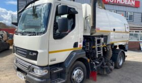 Used DAF LF55 Road Sweeper Truck for Sale