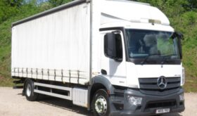 Used Mercedes Antos Truck for Sale