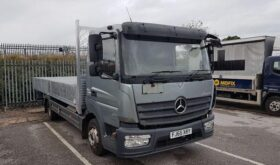 Used Mercedes Dropside Truck for Sale