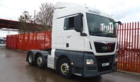 Used MAN TGX26.400 Truck for Sale