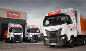 Iveco S-Way Natural Gas RHD UK