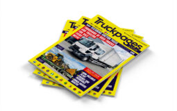 Truckpages Front Cover 71