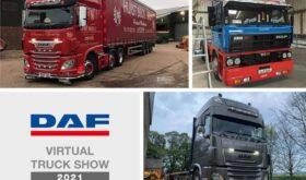 DAF Truck Show Winners 2021