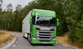Scania R410 - greenest truck in Europe?