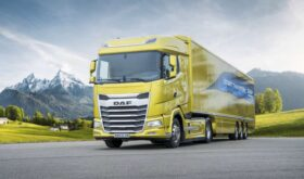 The beautiful design of the New Generation DAF XG