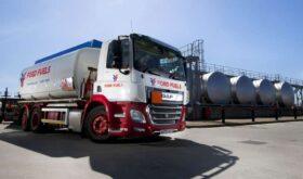 DAF LF Tanker for Ford Fuels