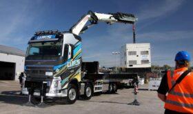 Volvo FH500 Crane Truck