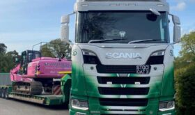 Scania 650S Heavy Haulage Tractor Unit