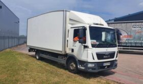 Used MAN Box Truck for Sale