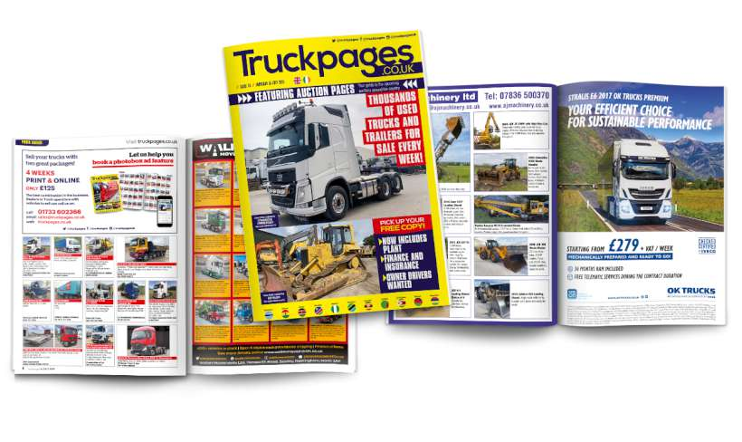 Truckpages Issue 76 Out Now