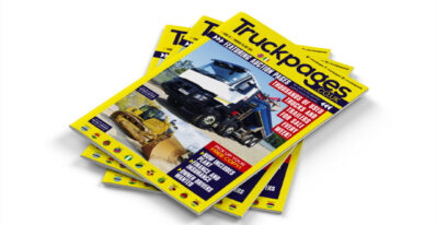 Truckpages Front Cover 78