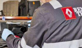 Renault Trucks Technician and engine