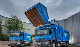 Arocs 3240 Front end loader