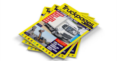 Truckpages Front COvers Issue 79