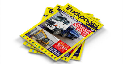 Truckpages Issue 80 Front Covers