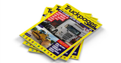 Truckpages Issue 81 Front Cover