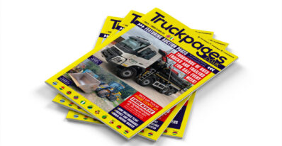 Truckpages Front Cover Issue 82