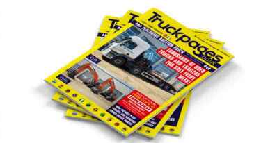 Truckpages Front Cover 83