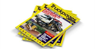 Truckpages Front Cover 84
