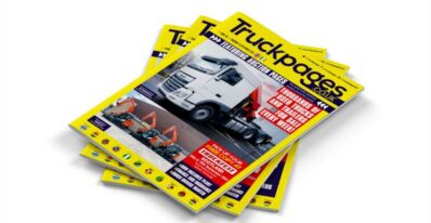 Truckpages Front Cover Issue 85