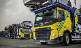 Volvo FM Car Transporter