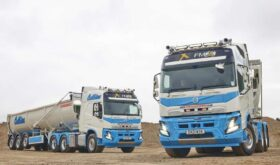 Volvo FMX 6x4 Tractor Units
