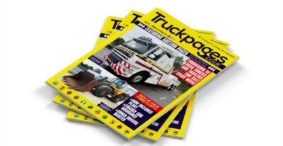 Truckpages Front Cover 86