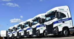 New Iveco S-WAY for Milk Tanker Operation