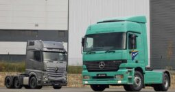 Can You Tell the Mercedes Actros Generations Apart?